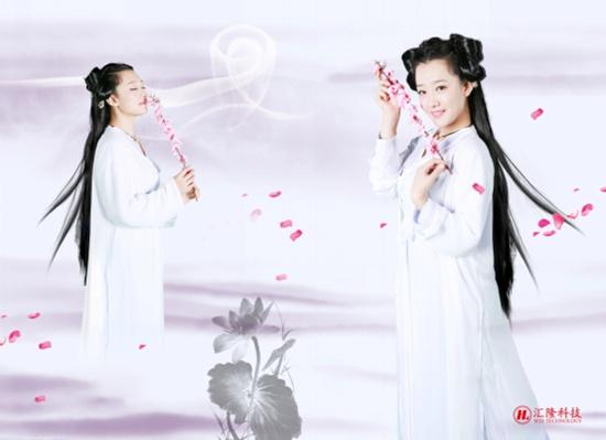 花千骨系列mv—千古震撼上映图片