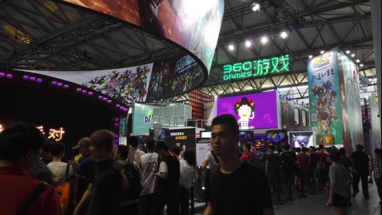 汇隆携手360游戏 助力China Joy视听盛宴